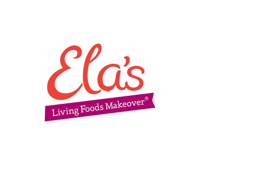 Ela's Living Foods Makeover