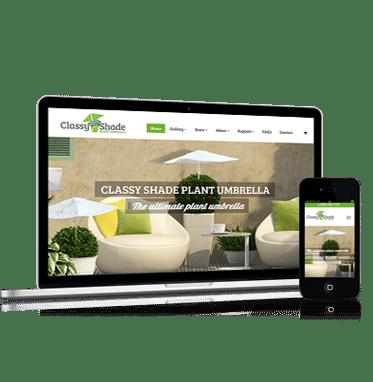 Classy- logo design and development
