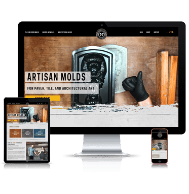 Pacific Mold design by San Diego web design company